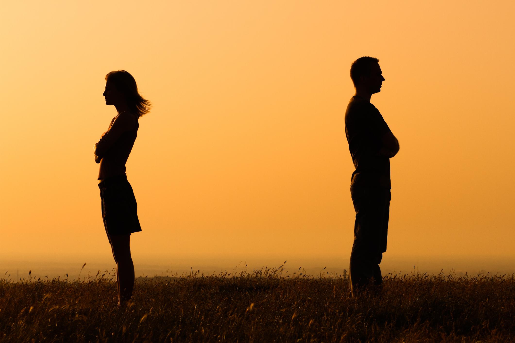 Utroskab skaber altid problemer i parforholdet